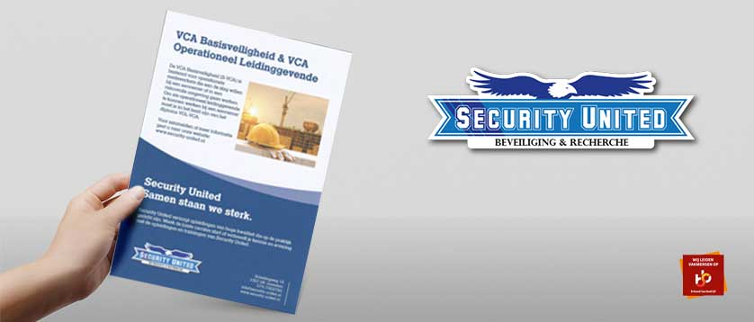 VCA Basisveiligheid - Security United